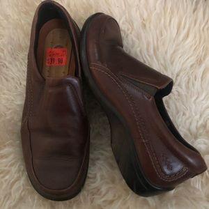 Clark's Unstructured Shoes Sz 37